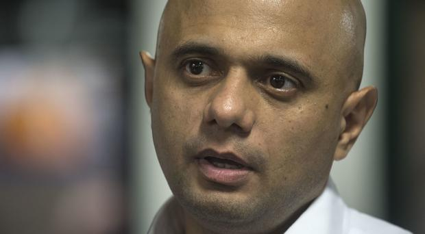 Sajid Javid has been talking tough against forced marriages (Victoria Jones/PA)