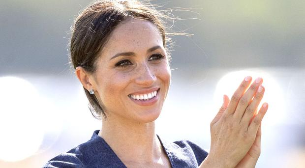 The Duchess of Sussex is celebrating her 37th birthday on Saturday (PA)