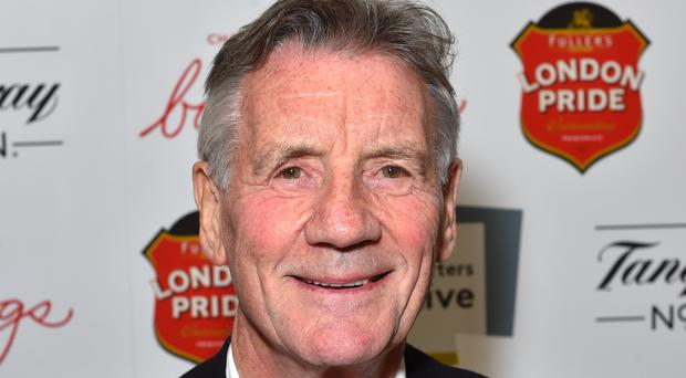 Michael Palin has spoken about the importance of learning geography as an analysis shows a rise in the proportion of GCSE and A-level entries for the subject (Matt Crossick/PA)