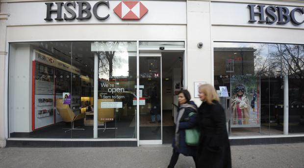 HSBC has welcomed a new chief executive (PA)