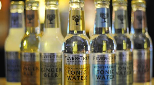 Mixer-maker Fever-Tree has gone from strength to strength (Lauren Hurley/PA)