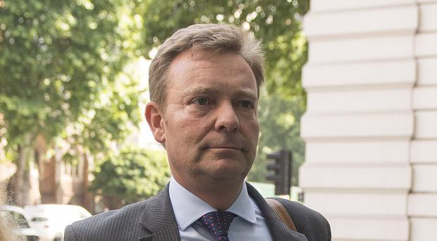 Conservative MP Craig Mackinlay (Victoria Jones/PA)