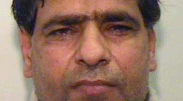 Abdul Aziz was one of the ringleaders of a Rochdale grooming gang (PA/GMP)