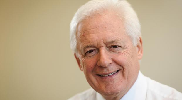 John McFarlane previously served as chair of Aviva before moving to Barclays in 2015 (Aviva/PA)