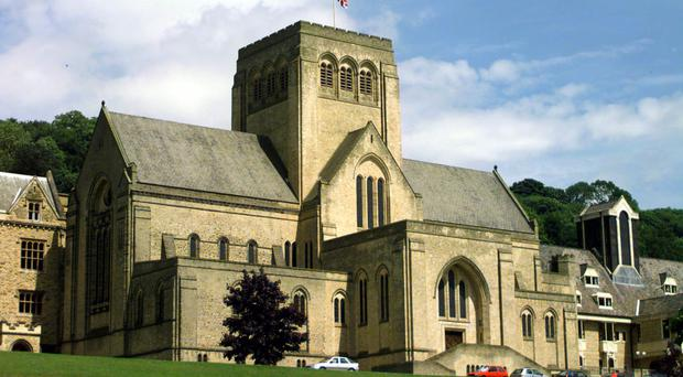 Ampleforth Abbey in North Yorkshire (Paul Barker/PA)