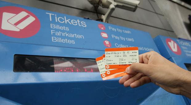 The rail industry is cracking down on the confusing jargon printed on tickets (Yui Mok/PA)