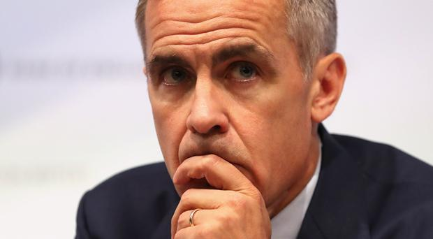 Bank of England Governor Mark Carney (Daniel Leaf-Olivas/PA)