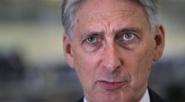 Chancellor of the Exchequer Philip Hammond (Brian Lawless/PA)
