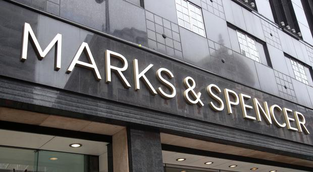 A branch of Marks and Spencer (Yui Mok/PA)
