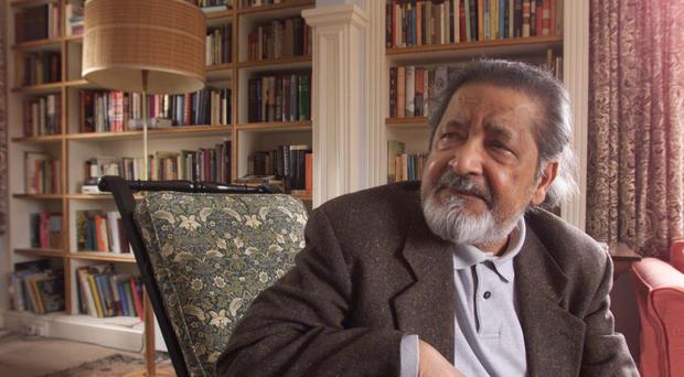 V.S. Naipaul won the Booker Prize in 1971 (Chris Ison/PA)