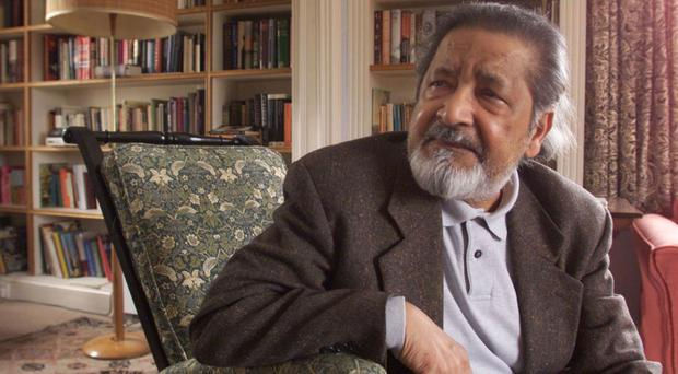 V.S. Naipaul has died aged 85 (Chris Ison/PA)