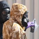 Police are continuing their investigations into the Novichok poisoning in Amesbury (Yui Mok/PA)