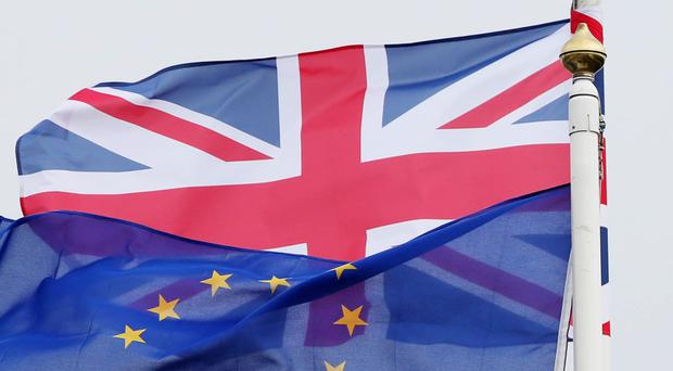 Figures on the number of EU nationals working in the UK have been published (Niall Carson/PA)