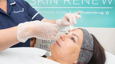 Superdrug brings Botox and dermal filler treatments to the