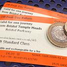 Inflation figures will be published on Wednesday, leading to controversy over whether rail fares should increase at all (Ben Birchall/PA)