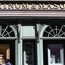 It was alleged the men filled a branded Fortnum and Mason bag with the champagne and then just walked out of the shop (Katie Collins/PA)