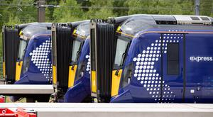 ScotRail's regulated peak fares will go up 3.2% in January (Ross Brownlee/SNS Group/PA)
