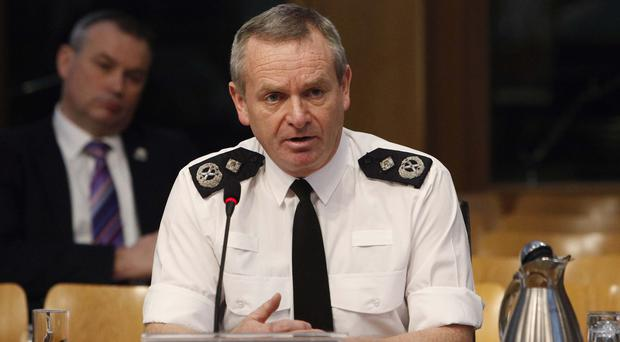 Mr Livingstone, whose current rank is Deputy Chief Constable, will take up his new post on August 27 (Andrew Cowan/Scottish Parliament/PA)