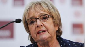 Dame Margaret Hodge has been a vocal critic of Jeremy Corbyn's handling of anti-Semitism in the party (Yui Mok/PA)