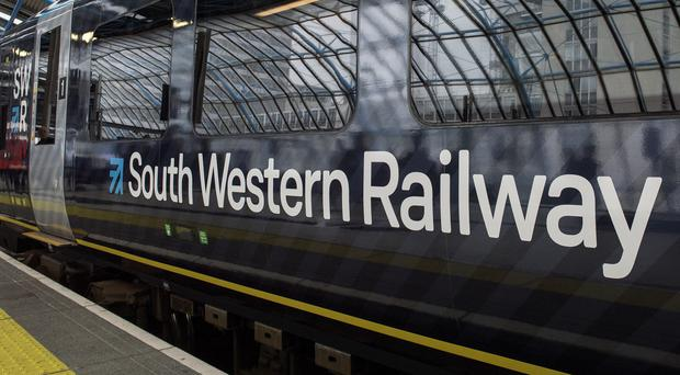 Another SWR rail strike over the role of guards (Victoria Jones/PA)