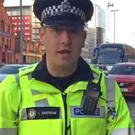 Inspector Lee Bartram (West Midlands Police/PA)
