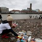 Plastic waste has become a big issue (Jonathan Brady/PA)