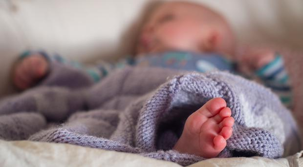 There has been an increase in the number of unexplained infant deaths (Dominic Lipinski/ PA)