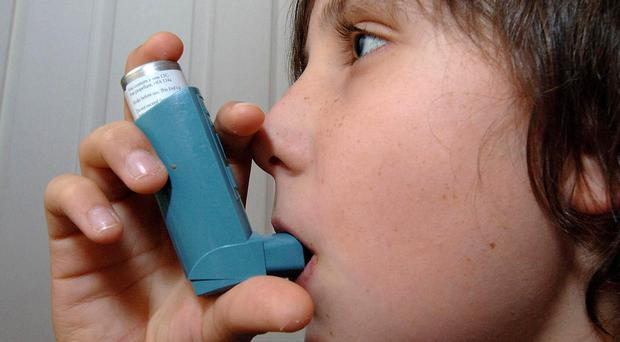 Asthma UK said figures showed a 70% increase in hospital admissions in August (John Giles/PA)