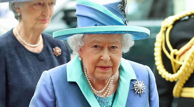The Queen has sent a message to Australia (Steve Parsons/PA)