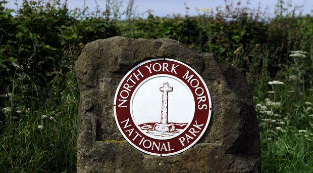 An earthquake was recorded deep below the North York Moors (John Giles/PA)