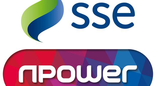 The deal to merge Npower and SSE's retail operations has been given the provisional green-light as the energy watchdog said there is 'plenty of choice' in the UK market (PA)