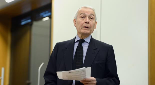Frank Field has represented Birkenhead for almost 40 years (Anthony Devlin/PA)