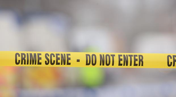A 16-year-old boy suffered gunshot wounds (Peter Byrne/PA)