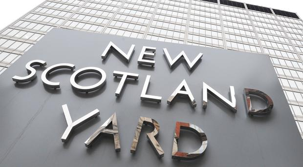 New Scotland Yard went for £370 million to investors from Abu Dhabi (Nick Ansell/PA)