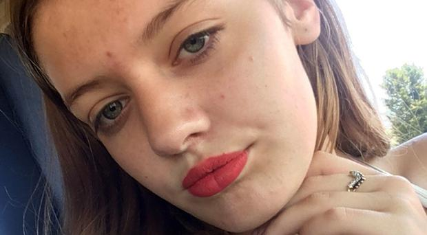Lucy McHugh's body was found at Southampton Sports Centre on July 26 (Hampshire Constabulary)