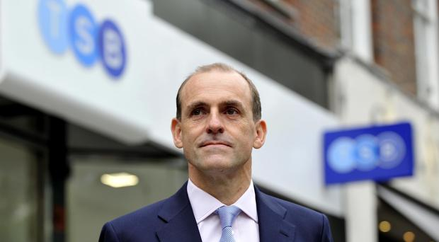 TSB boss Paul Pester is to leave the troubled bank in the wake of its botched IT switch earlier this year and a string of ongoing technology failures (Nick Ansell/PA)