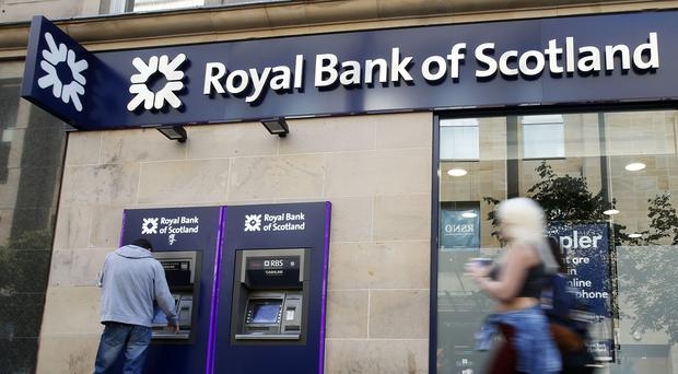 Royal Bank of Scotland (Danny Lawson/PA)