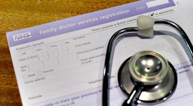 A new study links the removal of financial incentives for GPs to a decline in performance (Anthony Devlin/PA)