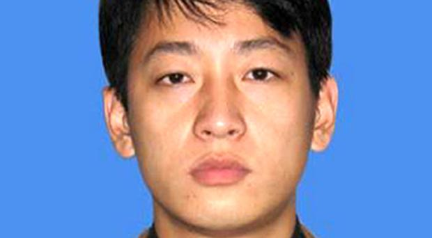 The FBI said Park, allegedly working for a front company for the North Korean state, also conspired to steal 81 million dollars from a Bangladeshi bank (US Department of Justice/PA)