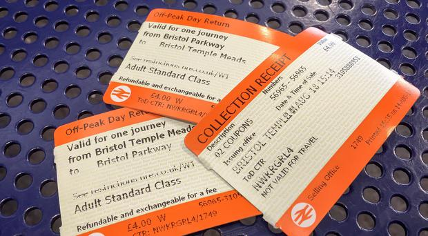 A few months ago passengers were offered a guide to buying rail tickets which was 14 pages long (Ben Birchall/PA)