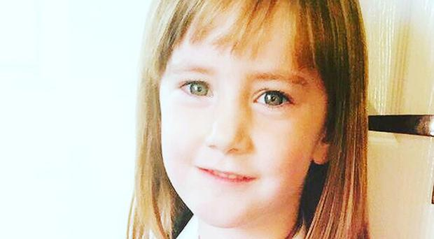 Gracie Foster died from a meningococcal infection (PA)