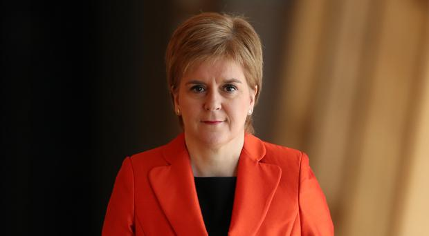 Nicola Sturgeon wants Scotland to lead the world in precision medicine (Jane Barlow/PA)