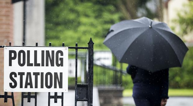 The review will cut the number of MPs north of the border from 59 to 53 (Liam McBurney/PA)