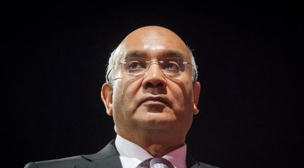 Labour MP Keith Vaz (Danny Lawson/PA)