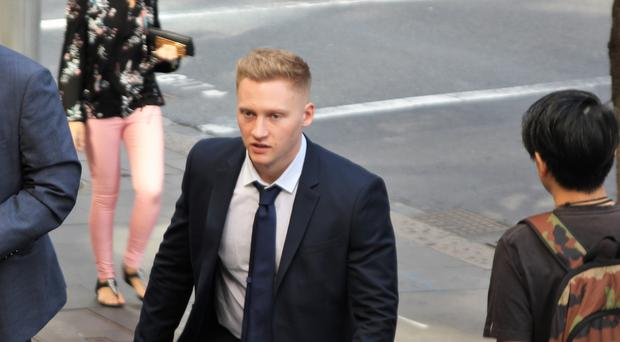 Sam Oliver has been cleared after being accused of a one-punch attack on ex-Rugby Sevens star James Stannard (Alex Britton/PA)