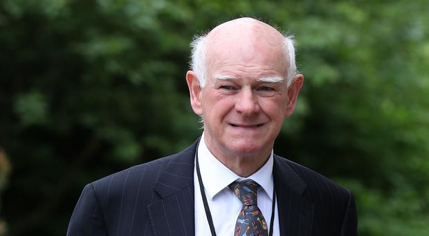 Howard Davies is chairman of Royal Bank of Scotland (PA)