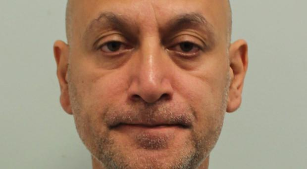 Majid Butt admitted killing his 71-year-old mother (Met Police/PA)