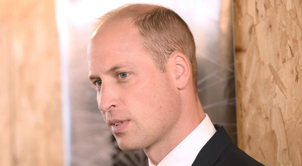 The Duke of Cambridge is set to visit Africa (Eamonn McCormack/PA)
