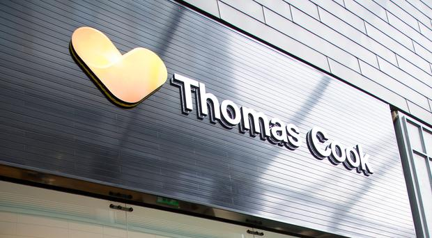 Thomas Cook said it needed time to review the announcement by the Egyptian prosecutor (Thomas Cook/PA)