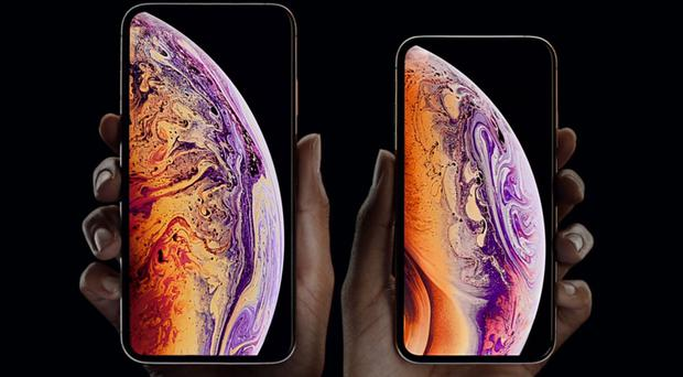 The iPhone XS Max will pack a 6.5-inch display (Apple)